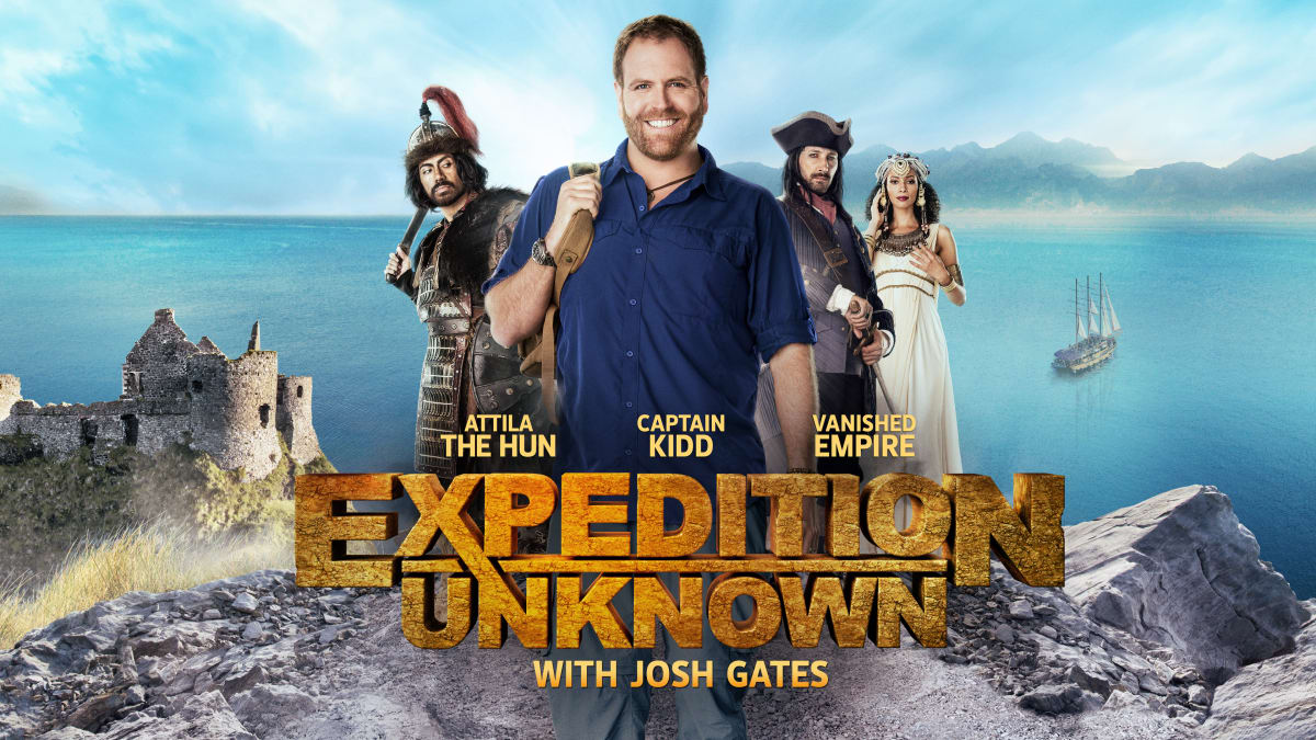 Josh goes Down Under to search for a legendary shipwreck.