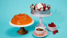 Royal Crown Pie and Jelly Mold